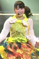 『AKB48 ユニット祭り2013』の模様<br>横山由依