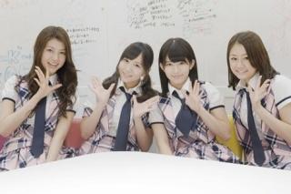 """【写真】NOTTV×AKB48『公開生放送スタジオに潜入!""""あんた、誰?""""出演メンバーを直撃!!』"""