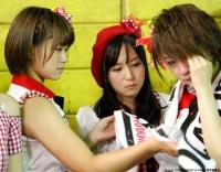 大島優子 映画『DOCUMENTARY OF AKB48 NO FLOWER WITHOUT RAIN 少女たちは涙の後に何を見る?』インタビュー(C)2013「DOCUMENTARY of AKB48」製作委員会<br>⇒