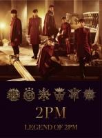 2PMの2PMのアルバム『LEGEND OF 2PM』【初回生産限定盤B】