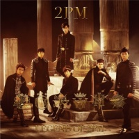 2PMのアルバム『LEGEND OF 2PM』【通常盤】