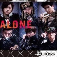 U-KISSのシングル「ALONE」【CD+DVD】