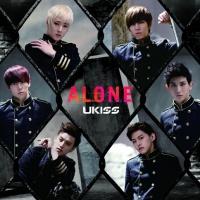 U-KISSのU-KISSのシングル「ALONE」【mu-moショップ&イベント会場限定盤 CD】