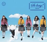 AKB48 30thシングル「So long!」(通常盤type-K)