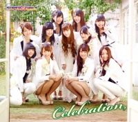 SUPER☆GiRLSのアルバム『Celebration』【CD+DVD】