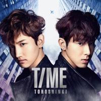 東方神起のアルバム『TIME』【CD+DVD(ジャケットB)】
