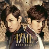 東方神起のアルバム『TIME』【CD+DVD(ジャケットA)】