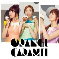 ORANGE CARAMELのアルバム『ORANGE CARAMEL』【CDのみ】