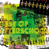 AFTERSCHOOLのベストアルバム『THE BEST OF AFTERSCHOOL 2009-2012 -Korea Ver.-』【CDのみ】
