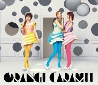 ORANGE CARAMELのアルバム『ORANGE CARAMEL』【バラエティ盤/CD+DVD】