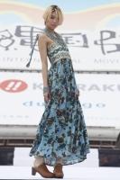 第5回沖縄国際映画祭、ファッションイベント『ちゅらイイ GIRLS UP!』の様子☆<br>⇒