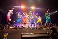 チームしゃちほこ、5月1日に行われたZepp Tokyo公演の模様