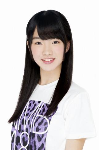 NMB48研究生<br>中野麗来