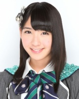 HKT48 チームH<br> 松岡菜摘
