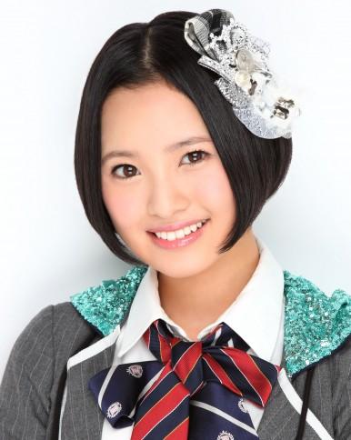HKT48 チームH<br> 兒玉遥(AKB48チームA兼任)