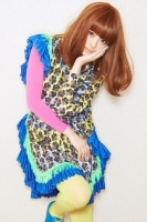 『女性ファッションリーダーランキング 2013』<br> 1位のきゃりーぱみゅぱみゅ