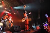 『oricon Sound Blowin'2013〜spring〜』の模様<br>DISH//