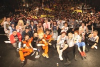 『oricon Sound Blowin'2013〜spring〜』の模様<br>