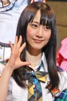 『第2回AKB48選抜総選挙』開票イベントの模様<br>11位 松井玲奈
