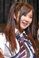 『第2回AKB48選抜総選挙』開票イベントの模様<br>15位 小野恵令奈