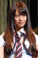 『第2回AKB48選抜総選挙』開票イベントの模様<br>16位 北原里英