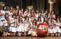 『第2回AKB48選抜総選挙』開票イベントの模様<br>
