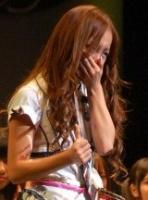 『第2回AKB48選抜総選挙』開票イベントの模様<br>4位 板野友美