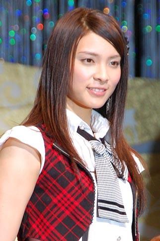 『第2回AKB48選抜総選挙』開票イベントの模様<br>17位 秋元才加
