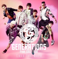 GENERATIONS from EXILE TRIBEの「Love You More」【CDのみ】