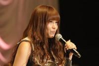 『第3回AKB48選抜総選挙』開票イベントの模様<br>16位 河西智美
