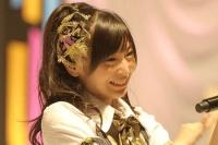 『第3回AKB48選抜総選挙』開票イベントの模様<br>30位 大矢真那