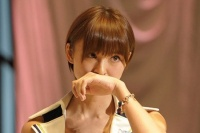 『第3回AKB48選抜総選挙』開票イベントの模様<br>4位 篠田麻里子