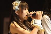 『第3回AKB48選抜総選挙』開票イベントの模様<br>35位 大場美奈