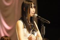 『第3回AKB48選抜総選挙』開票イベントの模様<br>10位 松井玲奈