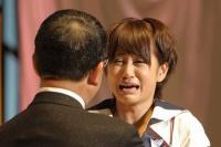 『第3回AKB48選抜総選挙』開票イベントの模様<br>1位 前田敦子