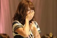 『第3回AKB48選抜総選挙』開票イベントの模様<br>12位 高城亜樹