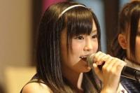 『第3回AKB48選抜総選挙』開票イベントの模様<br>28位 山本彩