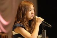 『第3回AKB48選抜総選挙』開票イベントの模様<br>8位 板野友美