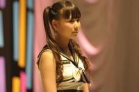 『第3回AKB48選抜総選挙』開票イベントの模様<br>34位 佐藤すみれ