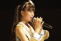 『第3回AKB48選抜総選挙』開票イベントの模様<br>39位 市川美織