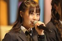 『第3回AKB48選抜総選挙』開票イベントの模様<br>40位 藤江れいな