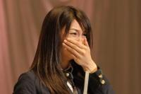 『第3回AKB48選抜総選挙』開票イベントの模様<br>17位 秋元才加