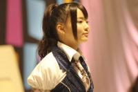 『第3回AKB48選抜総選挙』開票イベントの模様<br>26位 平嶋夏海