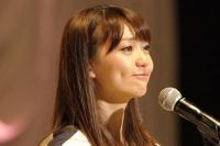 『第3回AKB48選抜総選挙』開票イベントの模様<br>2位 大島優子