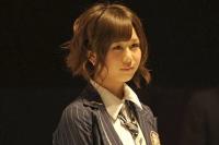 『第3回AKB48選抜総選挙』開票イベントの模様<br>29位 大家志津香