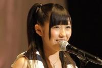 『第3回AKB48選抜総選挙』開票イベントの模様<br>5位 渡辺麻友