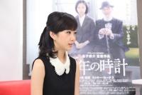 木南晴夏 映画『百年の時計』インタビュー(写真:片山よしお)<br>⇒