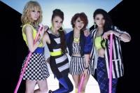 Dream(左からAmi、Shizuka、Aya、Erie)