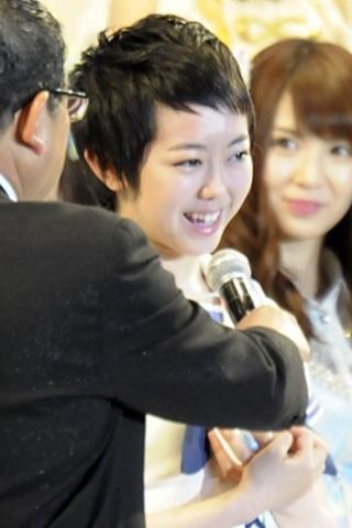 18位 AKB48 研究生 峯岸みなみ 38,985票