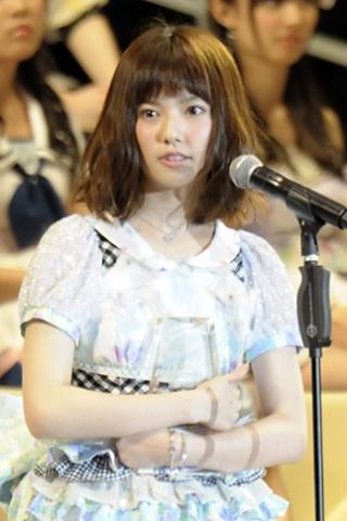 12位 AKB48 チームB 島崎遥香 57,275票